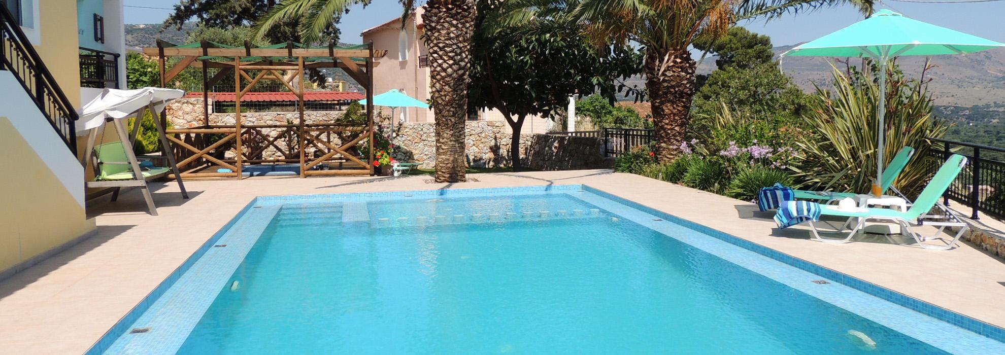 Crete Villa Holidays With Flights